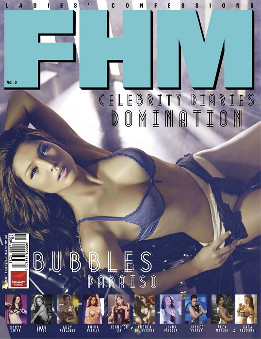 FHM Philippines - Ladies' Confession Volume 6-108