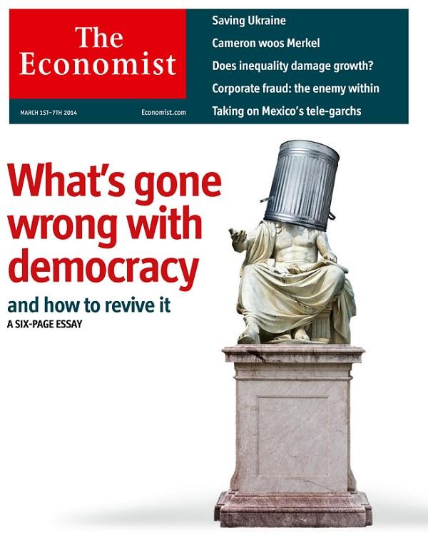 how to change address the economist