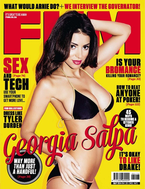 FHM South Africa - May 2014 - 152
