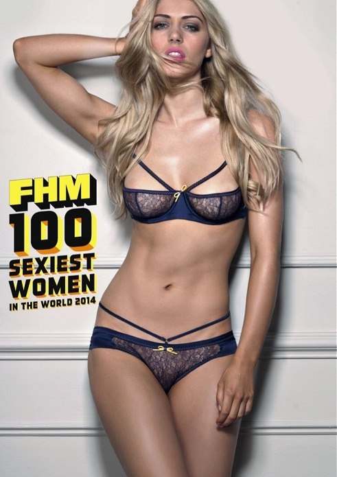 fhm 100 sexiest 2014-52